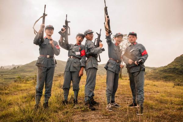 1 2019 千秋业教育 小知青 小红军 夏令营相片素材 红军 1.jpg